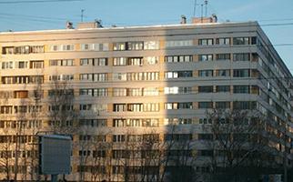 пластиковые окна для домов 1600ЛГ