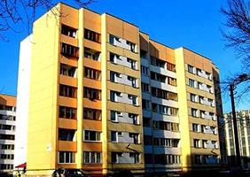 пластиковые окна для 606.11 серии домов