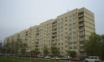 пластиковые окна для 606 серии домов
